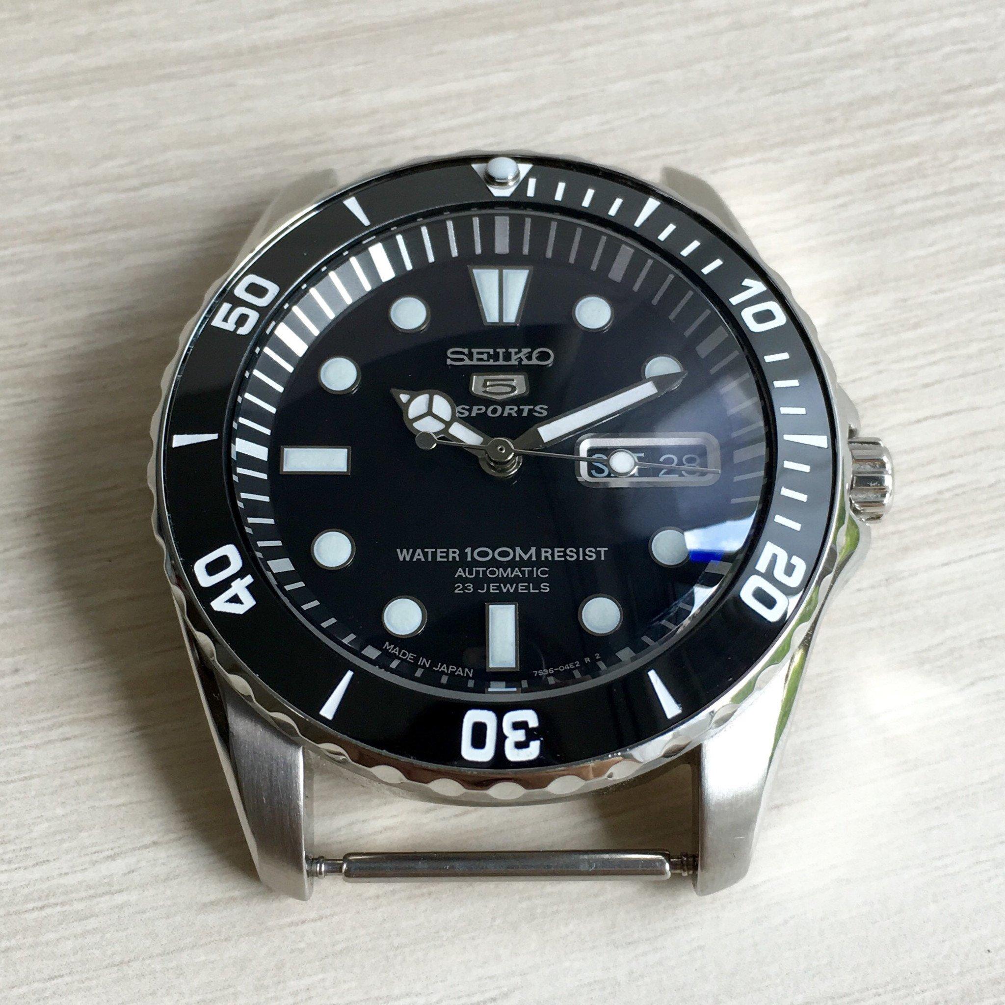 อุปกรณ์ MODIFY SEIKO - Seiko Submariner SNZF15,17