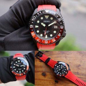 นาฬิกา (WATCHES) - Coke Ceramic PVD Black