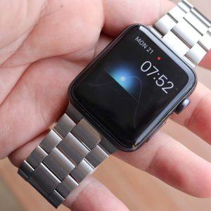สายนาฬิกา APPLE WATCH - Apple Watch Steel Bracelet