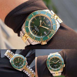 นาฬิกา (WATCHES) - Green Sub Alpinist