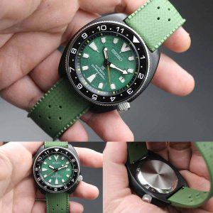 นาฬิกา (WATCHES) - Vintage Green Turtle